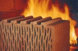 Огнестойкость кирпичной кладки
