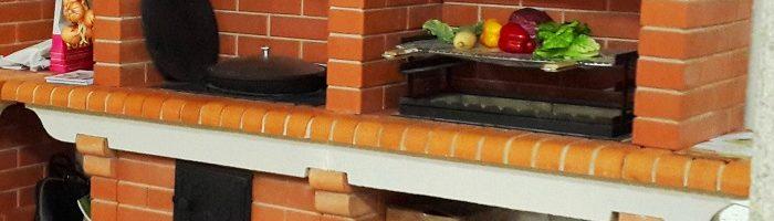 Проекты барбекю из кирпича