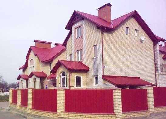Дом возведенный из силикатного кирпича