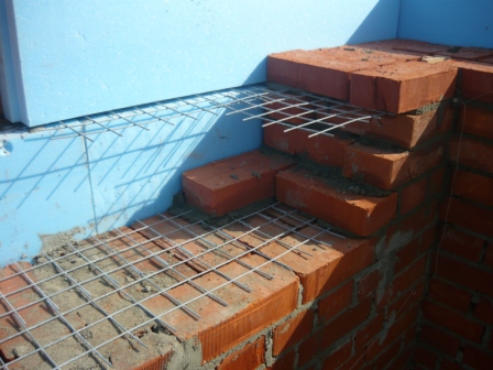 Строим кирпичный дом своими руками