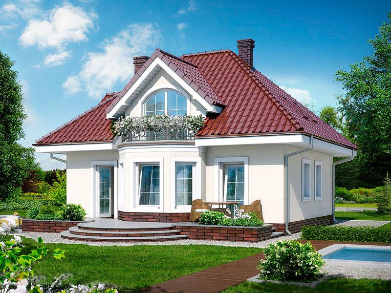 При строительстве дома необходимо брать во внимание, какой материал нужно использовать для того, чтобы дом стоял долго и прослужил еще детям, а то и внукам.