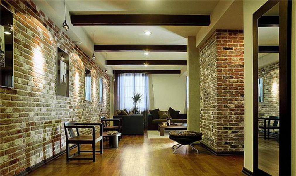 Декоративный кирпич удачно сочетает в себе технологически выгодные преимущества искусственных отделочных материалов и привлекательность (визуальную) натурального камня.