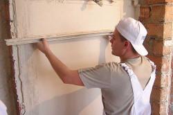 Подготовка стены к ремонту
