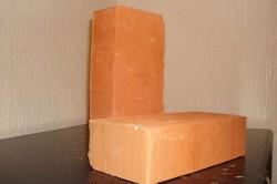 Керамический полнотелый красный кирпич