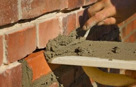 Реставрация вычинка старых кирпичных стен