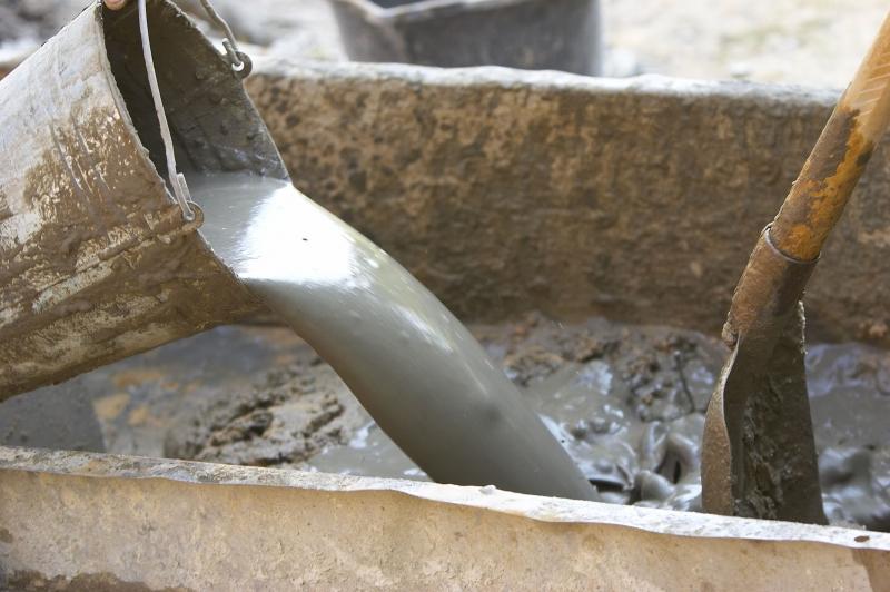 приготовление цемента своими руками