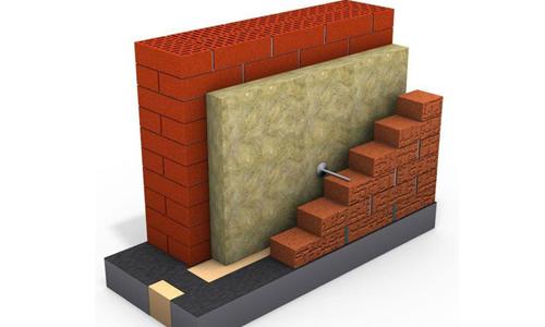 Схема устройства кирпичной стены