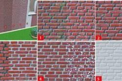 Защита кирпичной стены
