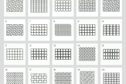 Варианты плиточных покрытий