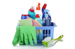 Как очистить кафель от цемента