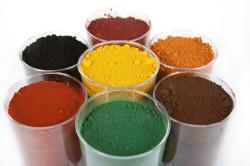 Пигементы для бетонных красителей