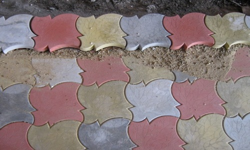 Заделка швов плитки