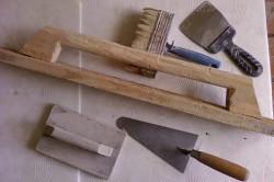 Инструменты для кирпичного раствора