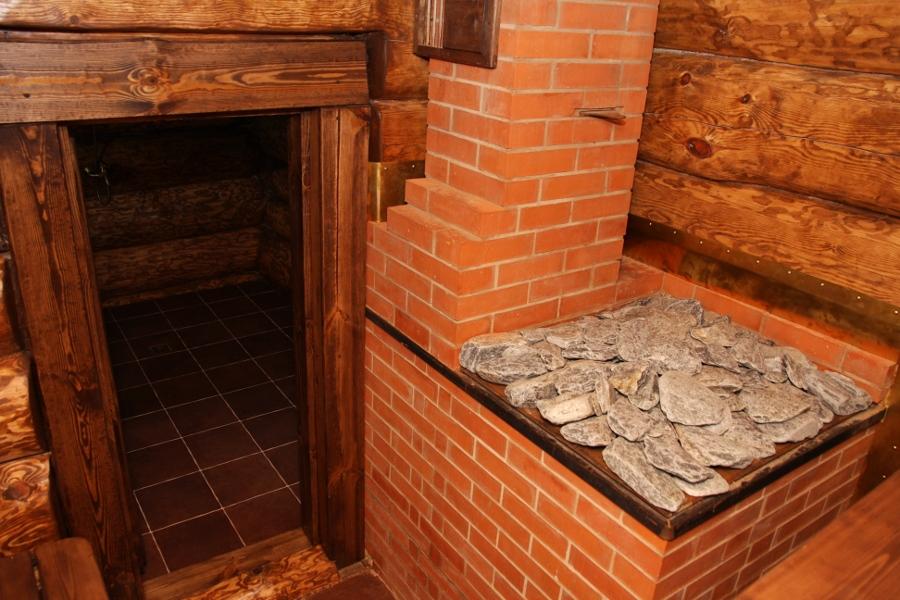 Как сложить печь из кирпича для бани по-черному (серому), плиточную, печь периодического действия (по-белому)
