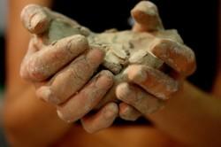 глина смесь