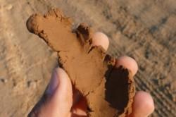 Жирная глина