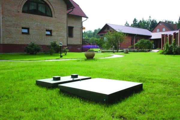 Септик у загородного дома