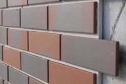 Отделка стен из газобетона декоративными панелями