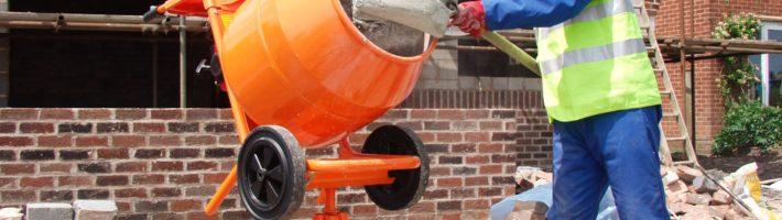 Как замешивать раствор цемента (пропорции)