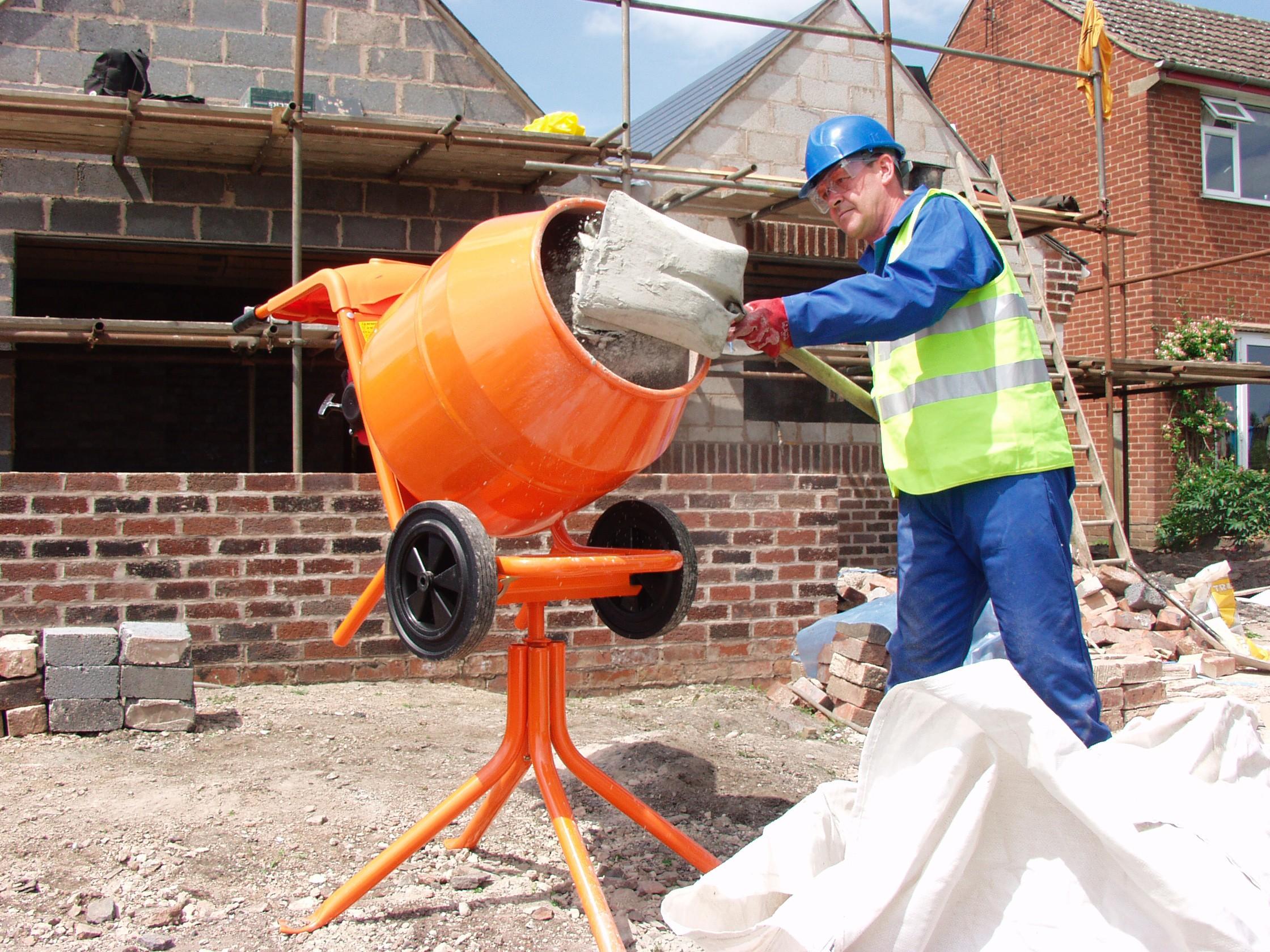 Приготовление цементного раствора в бетономешалке снип цементные растворы