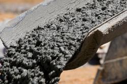 Подача готового бетона