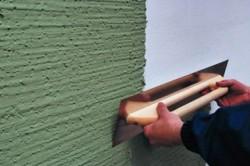 Оштукатуривание внутренних стен