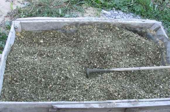 Цементный раствор с опилками бетон рельеф