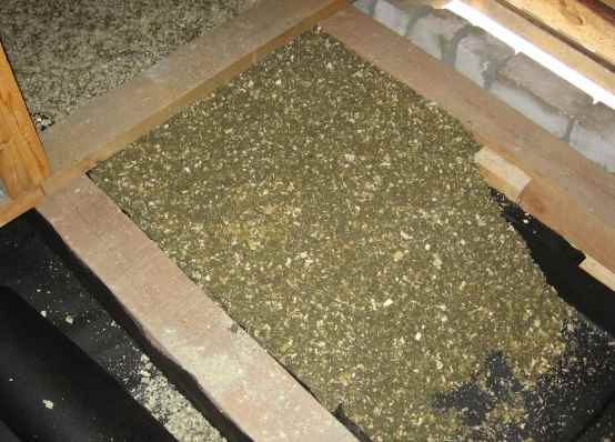 Цементный раствор как утеплитель полутер для бетона