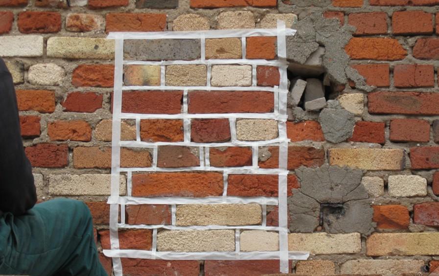 ремонт кирпичных стен снаружи