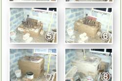 Особенности кладки кирпичной печки с водяным котлом