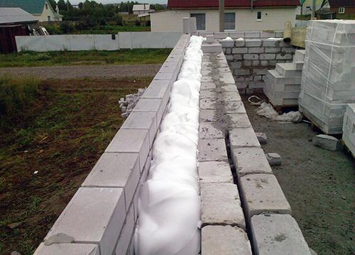 Наплавляемая гидроизоляция технология технониколь